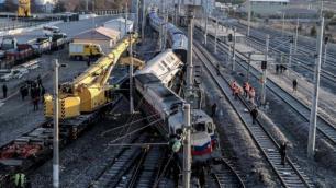 Turistik Doğu Ekspresi kazası ucuz atlatıldı