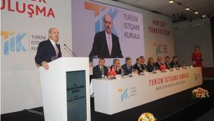 Turizm sektörü ortak hedefler ve güç birliği için bir araya geldi