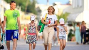 Yurt içinde tatil yapan Rus turist ikinci tatile gidecek mi?
