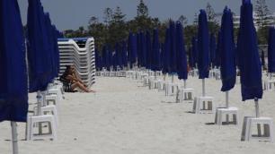 Turizmde bir aylık kaybı 9.5 milyar euro!