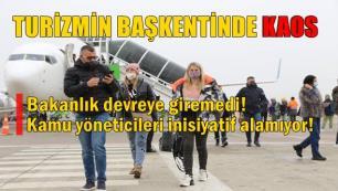 Antalyada kapanma kaosu Seyahat acentaları izin alamıyor