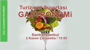 TUYED, uzmanlarıyla gastronomi turizmini konuşacak