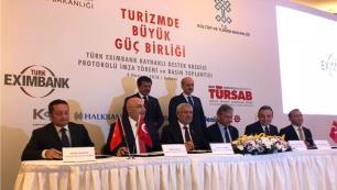 Türk Eximbanktan seyahat acentalarına 300 milyonluk kredi
