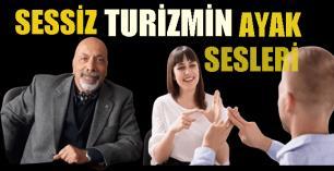 Türk rehberlerden turizmde SESSİZ ÇIĞIR