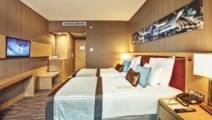 Türkiye'de otel yatak sayısı kaça yükseldi?