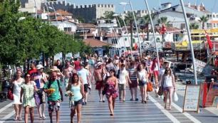 Türkiye ilk 9 ayda 12 milyon yabancı ziyaretçi ağırladı