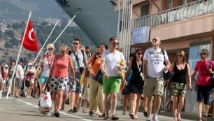 Türkiyeye 10 ayda gelen turist sayısı açıklandı