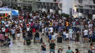 Türkiyeye 11 ayda gelen turist sayısı açıklandı