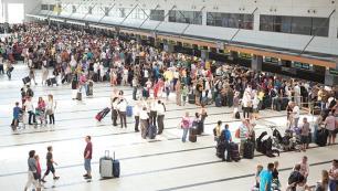 Türkiyeye Ocakta gelen turist sayısı açıklandı