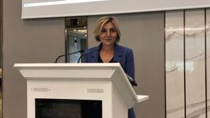 TÜROB Başkanı Müberra Eresin:  Yönetimdeki pozisyonumuzdan memnunuz