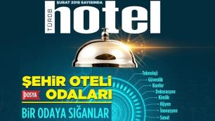 TÜROB Hotel Dergisi Şubat Sayısı