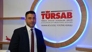 TÜRSAB Adana BYK Başkanı Şirin: İhtiyacın 4 katından fazla yatak var