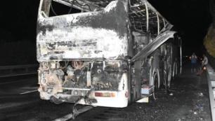 TÜRSAB, araç yangınlarını masaya yatırıyor