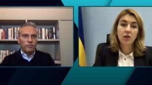 TÜRSAB Başkanı Bağlıkayadan Ukrayna pazarıyla ilgili görüşme!