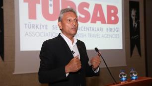 TÜRSAB Başkanı Bağlıkaya: Küçük ve orta boy acentelere öncelik verilsin