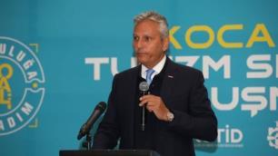 TÜRSAB Başkanı Bağlıkaya: İç turizm olmadan dış turizm olmaz