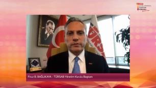 TÜRSAB Başkanı Bağlıkayadan KÇÖ ve yeni destek çağrısı!
