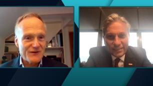 TÜRSAB Başkanı Bağlıkaya, Hollanda Seyahat Acentaları Birliği Başkanıyla görüştü