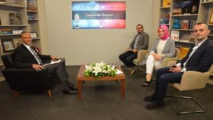 TÜRSAB Başkanı Firuz Bağlıkaya: Acentaların hakkını sonuna kadar savunacağız