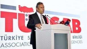 TÜRSAB Başkanı Firuz Bağlıkaya: Belge devrinin işlevsizleştirilmesi sektöre yapılmış büyük bir haksızlıktır