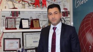 TÜRSAB BTK Başkanı Şirin: ''Her gün 4 bin 32 yatak boş kaldı''