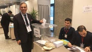 TÜRSABda seçim başladı
