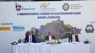 TÜRSABdan 1.Mezopotamya Turizm ve Gastronomi Fuarı