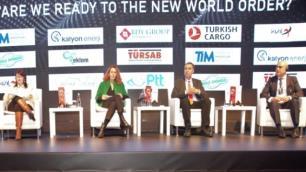 TÜRSABın ev sahipliğinde İklim değişikliğinin turizme etkileri konuşuldu