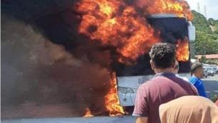 TÜRSAB otobüs yangınlarını önlemek için alınacak tedbirleri görüştü