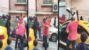 TÜRSAB: Taksicinin davranışı kabul edilemez Cezalandırılsın!