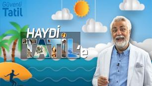 TÜRSAB tatilciyi 'güvenli tatil' filmiyle uyardı