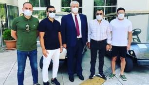 Ukrayna Ankara Büyükelçisinden Dalamana İlk uçuş müjdesi