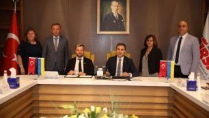 Ukraynayla bir adım daha: Acentalar