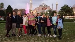 TÜROB Ukraynalı acenteleri Türkiyede ağırladı