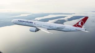 Ürdüne uluslararası ilk uçuş THYden!