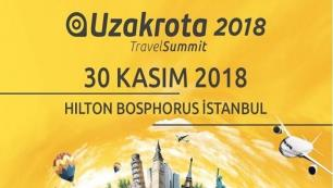 Uzakrota Travel Summit 2018'in çalışmaları başladı