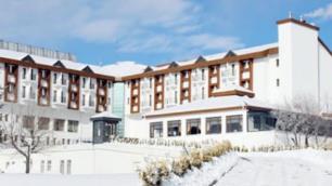 Valiliğin sil baştan yenilenen oteli hizmete açıldı