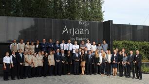 World Travel Awards'tan Burgu Arjaan by Rotana'ya Ödül