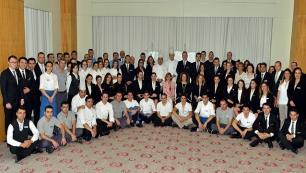 Wyndham Grand İzmir Özdilek'e en iyi otel ödülü