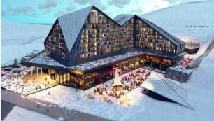 Xperia Mountain Resort Erciyesin temeli atıldı