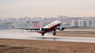 Yeni uçağıyla yurtdışından daha çok yolcu getirecek
