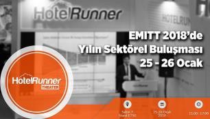 Yılın sektörel buluşması EMITT'te gerçekleşiyor