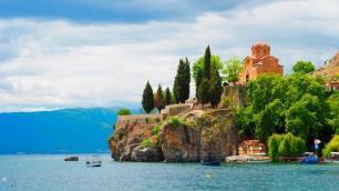Yunanistanda Türk turist sevinci!