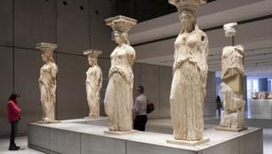 Yunanistan tarihi eserlerini kiraya veriyor
