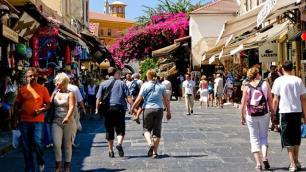 Yunanistan turizm pazarı 5 yıl sonra toparlandı