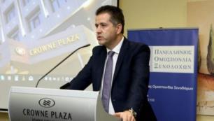 Yunanlı otelciler dertli: 210 bin otel çalışanından sadece